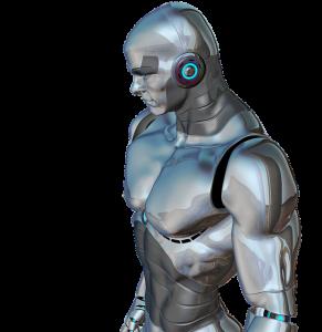 高額なロボット